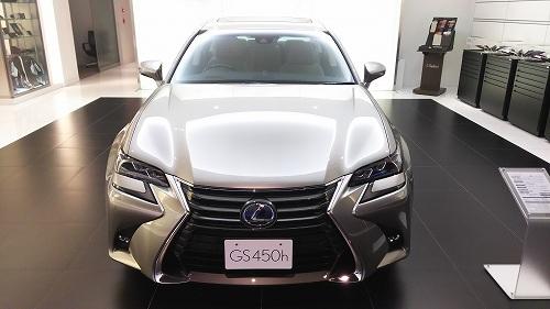 20160124_GS450h_展示車