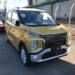 これマジ?三菱・新型「eKワゴン・クロスオーバー(eKクロス)」のフロントフェイスがそのまんま「デリカD:5」だった件