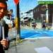 香川県丸亀市の「魔の交差点」。自動車はおろか中継中に自転車までもが一時停止を無視する事態に【動画有】