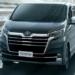 トヨタが新型「ハイエース」をベースにした高級ミニバン「グランビア(Granvia)」を突如として発表。価格は安くとも約550万円から?