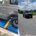 【本当にベイビーGクラスになっちゃった!】スズキ・新型「ジムニー」がメルセデスベンツ「AMG G63」のようなサイドマフラー仕様に【動画有】