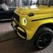 本気度が違い過ぎる…中国にてスズキ・新型「ジムニー」をメルセデスベンツ「AMG G63」にカスタム。もちろんマフラもサイド仕様に