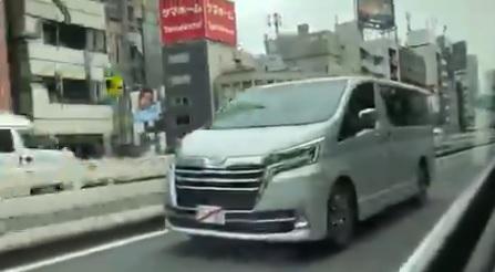 遂に来た!トヨタ・新型「グランドハイエース(海外名