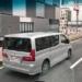 トヨタ・新型「グランドハイエース(海外名:グランビア)」の開発車両がまたまた日本にて目撃に!今度は新東名付近、リヤテールの存在感はかなり強烈