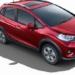 ホンダ「フィット」ベースの新型コンパクトクロスオーバー「WR-V」が登場!グレードは5種類、価格は約129万円から