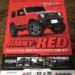 これが特別仕様車?!レッド&ブラックのスポーティカラーに身を纏うカッコいいスズキ・新型「ジムニー」が登場【動画有】