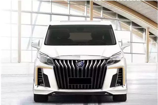 トヨタ新型「アルファード」にそっくりと話題の中国専売モデル・ビュイック「GL8」ワイドボディキット。純正とはどのように異なる?インテリアも公開へ