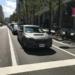 スバル新型「レヴォーグ」の開発車両がまたまた登場。今回は最も気になるフロントフェイスが明らかに