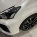 今日のプリウス…何と2017年に新車購入したトヨタ「プリウスα G's」がホワイトパールが塗装剥がれ←新車保証で対応できても不安を解消することはできない?