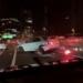 これマジか…首都高にてスバル「WRX STI」が事故で大破・炎上し即廃車に。しかも追突してきたマツダ「RX-7(FD)」のドライバは免停中という衝撃事実【動画有】