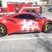 これは許せない…大人気ユーチューバーのフェラーリ「488ピスタ」がスプレーでの落書き被害に。犯人はどうなった?【動画有】