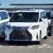 遂に来た!日本国内にてレクサス初のフラッグシップミニバン「LM300h」が目撃される。トヨタ「アルファード」ベースで更に上質、日本での発売の可能性も?