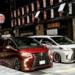 何コレ凄い!レクサス仕様にカスタムされたトヨタ新型「アルファード」が登場。スピンドルグリルを得て「LM」並みの迫力に【動画有】