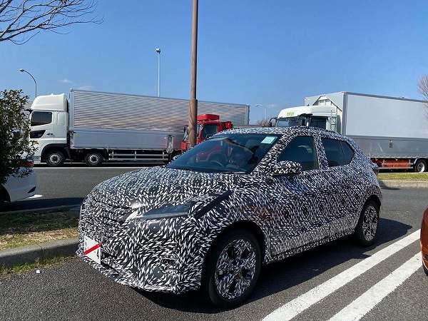 2021 Nissan Kicks Facelift 3