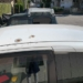 これもさすがにアウト…トヨタ「アルファード/ハイエース/ランドクルーザー・プラド/ヴァンガード」のホワイトパール塗装剥がれに続き、今度は2007年式「ポルテ」も塗装剥がれ&サビが発生