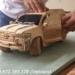 何コレ凄い!木材でトヨタ新型「200系ランドクルーザー」を製作してみた。その完成度の高さと拘りは世界トップクラス。まさに木彫りのアートだ!【動画有】