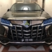 何か凄いことになってきた…トヨタ新型「アルファード」顔を移植した三菱「パジェロ・スポーツ」に今度はレクサス「RX」のヘッドライトを移植?