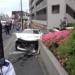 東京都にて警察とカーチェイスし大事故→歩行者の女性をはねて死亡→逃走するも逮捕された中川真理紗 容疑者→メルセデスベンツAMG SL63以外にも日産シルビアS15も所有する車好きだった【動画有】