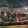 「首都高はサーキット」と言い放って逮捕され、累積違反点数76点を持つ並木優弥 容疑者が今度はスカイラインGTS R32にて大事故&炎上→その後逃走へ