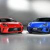 【発売は2021年秋頃】フルモデルチェンジ版・トヨタ新型GR86/スバル新型BRZが世界初公開!2.4リッター水平対向4気筒NA搭載で235馬力発揮!【動画有】