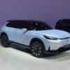 ホンダ新型Honda SUV e:Prototypeの量産仕様が2021年10月21日にデビュー予定!新型ヴェゼル顔のピュアEVクロスオーバーになる?【動画有】