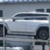 遂に来た!フルモデルチェンジ版・トヨタ新型ランドクルーザー300のモデリスタ(MODELLISTA)国内仕様を初スパイショット!過激なエアロパーツやマフラーデザインはこうなっている