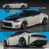 NISMOからインスパイアされた日産の新型フェアレディZのワイドボディモデルはこうなる?更にトヨタ新型ランクル300のヤンチャ仕様、BMW X8のイメージレンダリングも