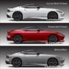 あなたはどれを選ぶ?日産の新型フェアレディZの公式ボディカラー全9色を実際に塗装してみた!ガンメタ系やローズウッドは渋くて良さそうだ