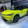 内装が凄い…フルモデルチェンジ版・ホンダ新型ヴェゼルのピュアEV仕様となる新型e:NS1が世界初公開!ド派手なカラーと先進的な内装を見ていこう
