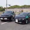 広島県の自動車学校に導入されたトヨタ新型ハリアーの教習車が人気と話題に。ちなみに