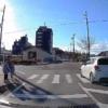 これは酷い…京都府舞鶴市の横断歩道にて、歩行者を優先するため横断歩道手前で一時停