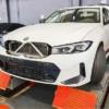 マイナーチェンジ版・BMW新型3シリーズ(G20型)が完全リーク?ヘッドライトやグリル周