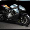 これがバイク版ロールスロイス…アストンマーティン初のスペシャルモデル「AMB001」が