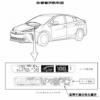 トヨタ新型「プリウス/ジャパンタクシー」にリコール。速度計や走行距離計が表示され