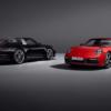 ポルシェ新型911タルガ(992世代)が世界初公開!クーペとカブリオレの中間を埋める贅沢
