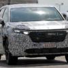 (2023年)フルモデルチェンジ版・ホンダ新型CR-Vの開発車両を久々スパイショット!テー