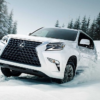 マイナーチェンジ版・レクサス新型SUV「GX460」のリヤデザインやインテリアはどうなっ