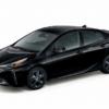 【価格は259.7万円から】一部改良版・トヨタ新型プリウスに加え特別仕様車「Black Edi
