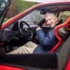 80歳でも現役バリバリ!フェラーリF40に毎日乗り続ける男が登場。「F40は私のパートナ