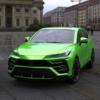 何コレ凄い…フルモデルチェンジ版・トヨタ新型ハリアーをランボルギーニ・ウルス顔に