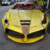 マレーシアで大人気の「ラ・フェラーリ」レプリカの製作費は5万円。ツイッターにてピ