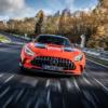 おいおいマジかよ…メルセデスベンツ新型AMG GTブラックシリーズがニュルブルクリンク