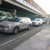 発表まであと少し!フルモデルチェンジ版・三菱の新型アウトランダーの開発車両をスパ