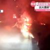 北九州市の高速道路にて「超高級車ベントレーが炎上」と報道。車種は不明ながらも、直