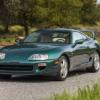 1997年式・トヨタ「80スープラ」がオークションにて登場。走行距離10万km超え&ワンオ