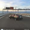 懐かしき今日のプリウス…阪神高速を完全封鎖したトヨタ「プリウス」集団。過激なV12サ