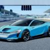 ホンダがNSXの後継モデル&Honda eをモチーフにした新型ピュアEVスーパーカーを開発中