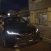 フルモデルチェンジ版・トヨタ新型ハリアーの夜間撮影決行!夜のプレシャスブラックパ