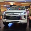 マレーシア三菱が新型限定ピックアップトラック「トライトン・ナイト(Triton Knight)