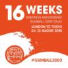 【要チェック!】ガムボール3000のスケジュール一部詳細公開。ちなみに本イベント参加
